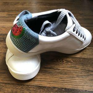 Sam Edelman Watermelon Sneakers - NEVER WORN
